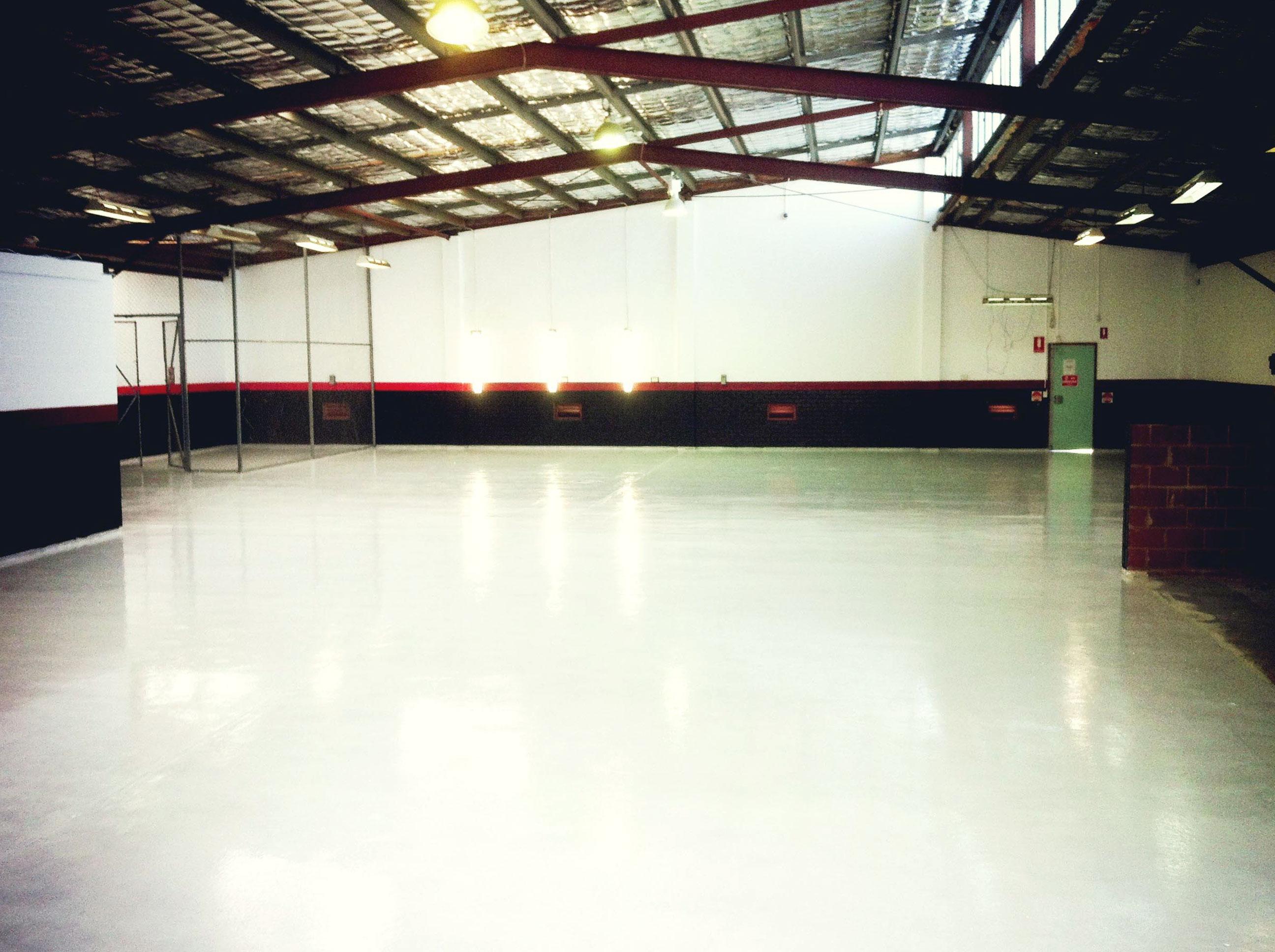 Metallic Floor Coating Citadel Floor Finishing Systems