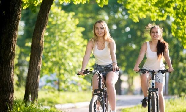 Ayo Ladies Semangat Berolahraga Sepeda, agar Jiwa dan Raga Sehat!