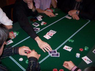 Soirée Poker