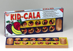 Kid cala fruits
