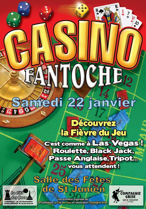 Soirée Casino 22.01.2011
