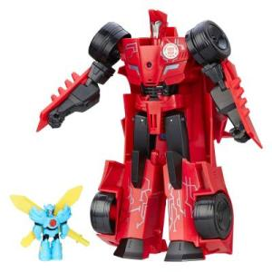 Transformers Rid Power Heroes Sideswipe