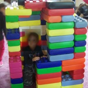 Légo maxi briques 30 cm