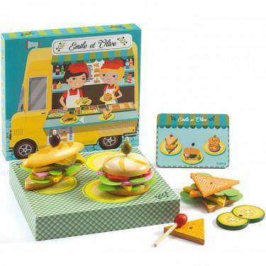 Atelier sandwich djeco