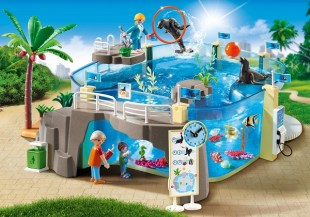 Playmobil Aquarium marin 9060