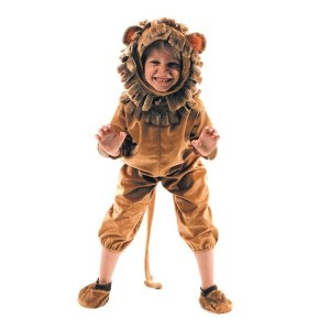 Costume Lion 3 à 5 ans