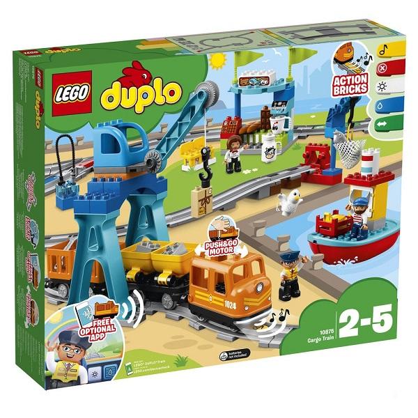 Duplo-Légo-le-train-de-marchandises-ref-10875