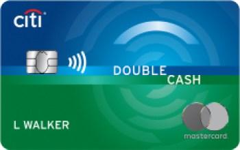 Citi® Double Cash gives 2% unlimited cash back rewards.
