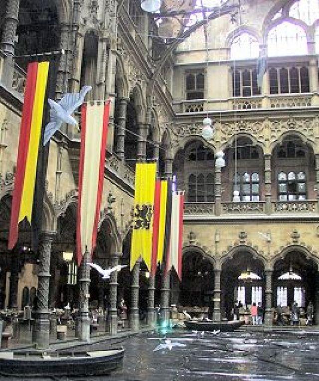 фондова борса на Антверпен