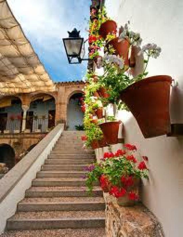 Улицата на цветята