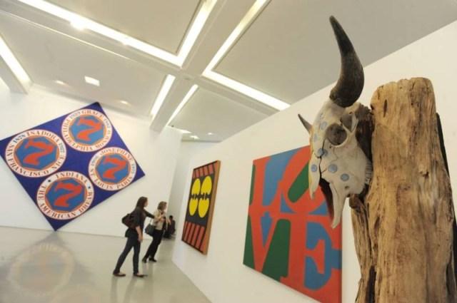 Музеят на модерното и съвременното изкуство