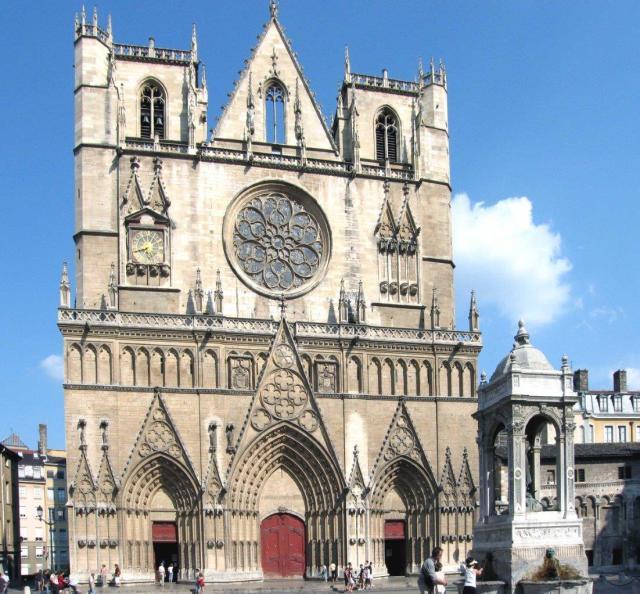 Катедралата на Лион
