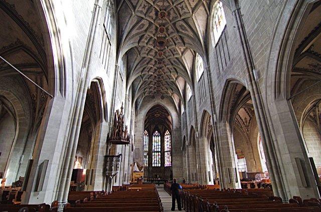 Катедралата на Берн