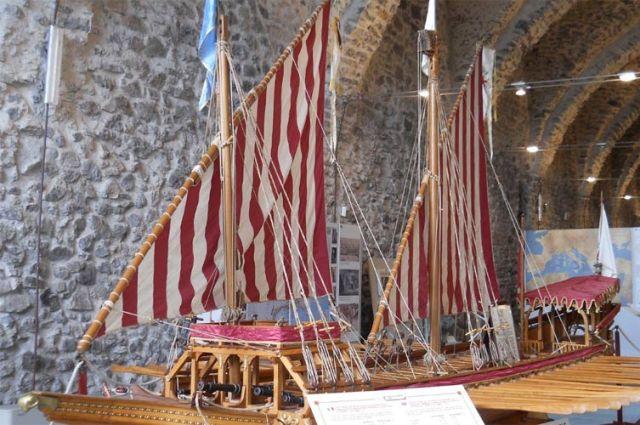 Музей на компаса и морско херцогство