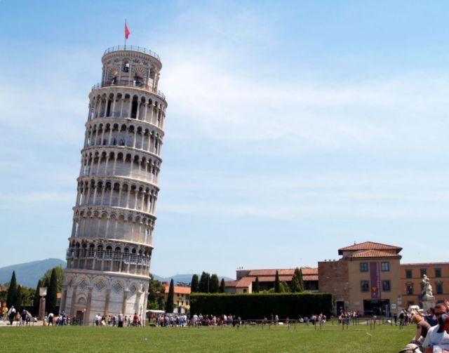 Наклонената кула