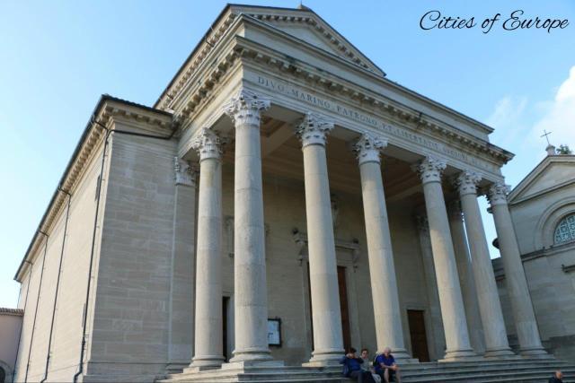 Базиликата на Сан Марино