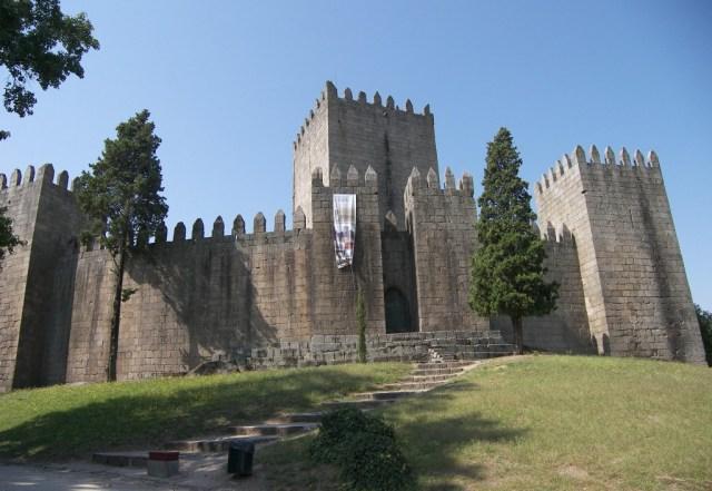 Замъкът на Гимараеш