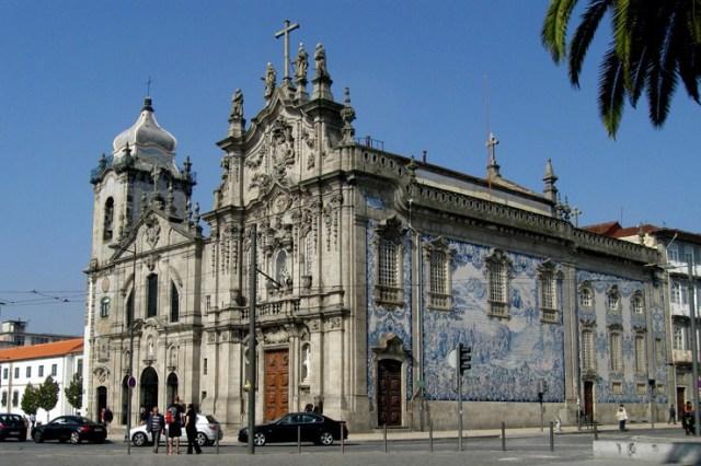 Църквата Игрежа ду Карму и Църквата на кармелитките
