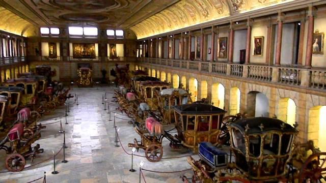 Музей на каретите в Лисабон