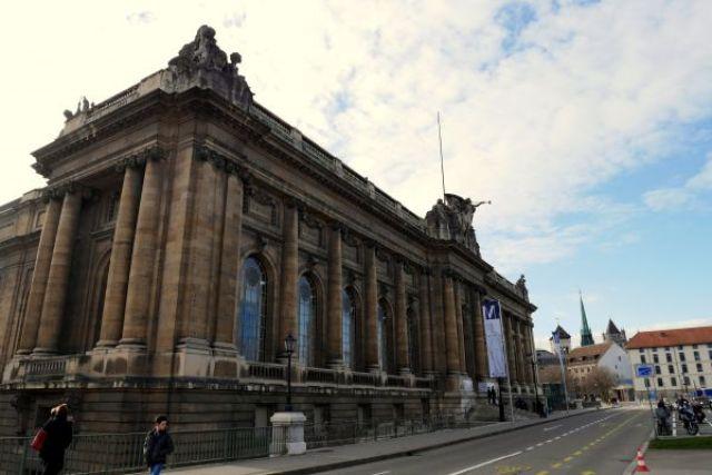 Музей на историята и изкуството на Женева