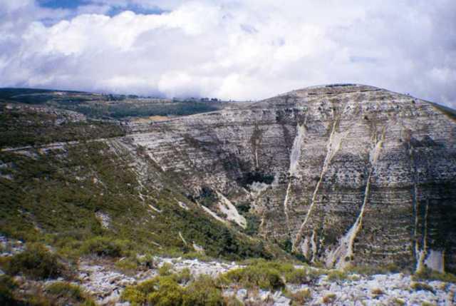 Природен парк Серас де Айре и Кандеейрос