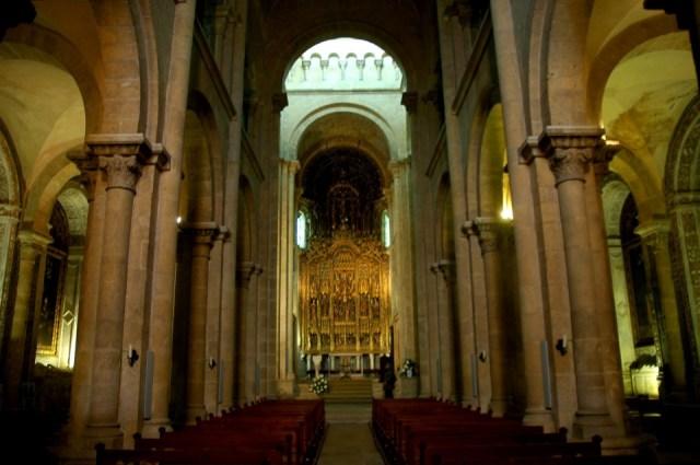 Старата катедрала на Коимбра