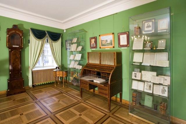 Музей-апартамент на Пушкин