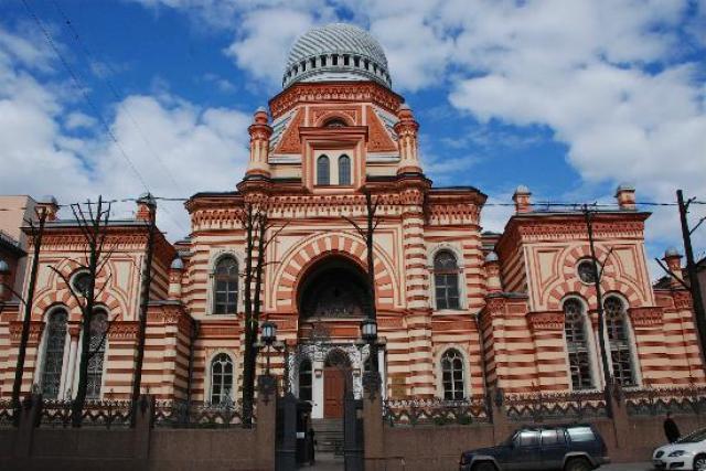 Синагогата на Санкт Петербург