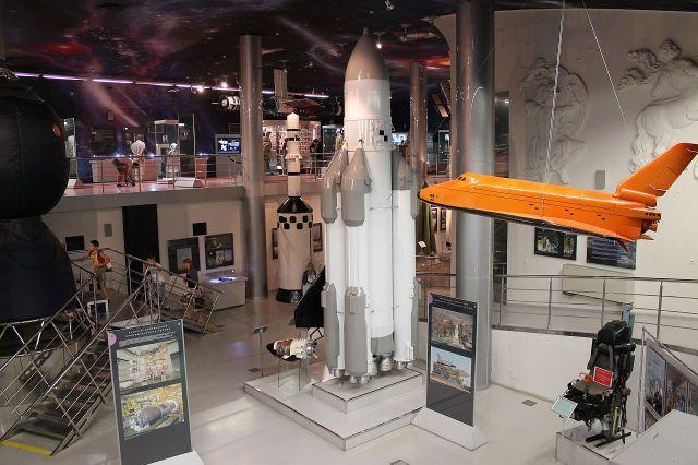 Музей на космонавтиката