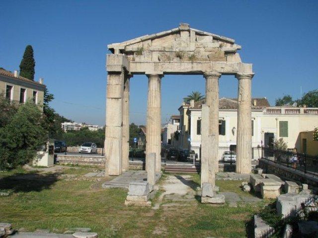 Древната Агора