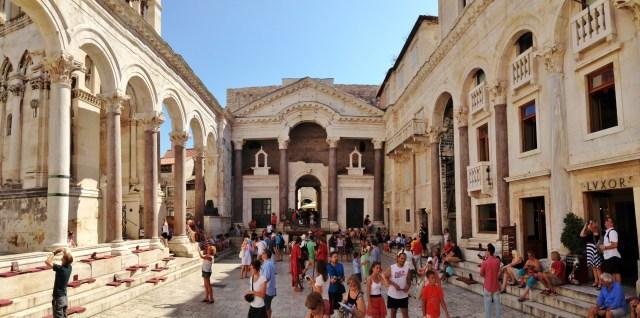 Дворец на Диоклециан