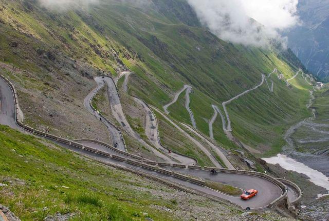 Автомобилни пътешествия из Италия