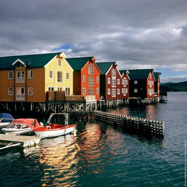 Обиколка с автомобил по крайбрежието на Норвегия