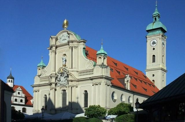 Църквата на Светия дух