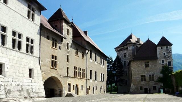 Дворецът Анси