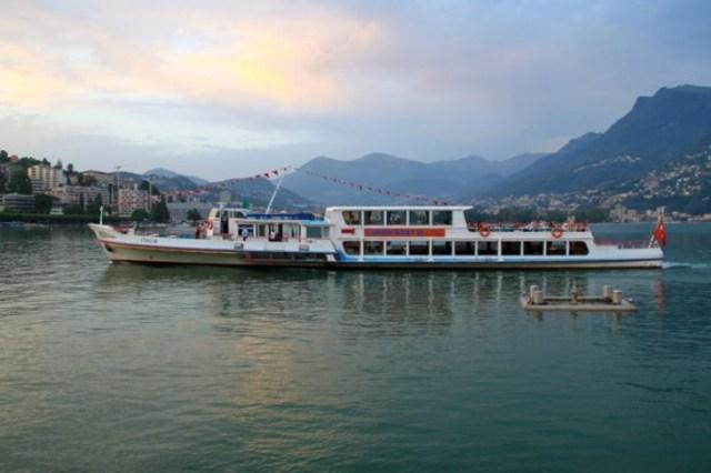 Езерото Лугано