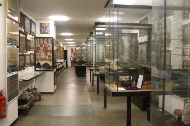 Морският музей на Камоли