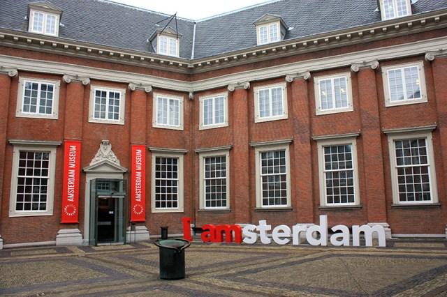 Исторически музей на Амстердам