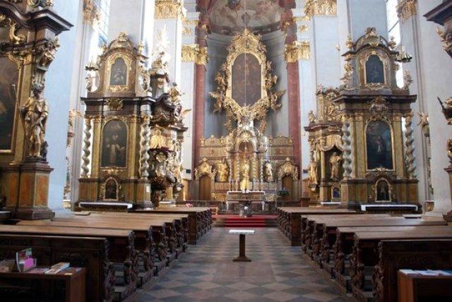 """Църквата """"Свети Жил"""""""
