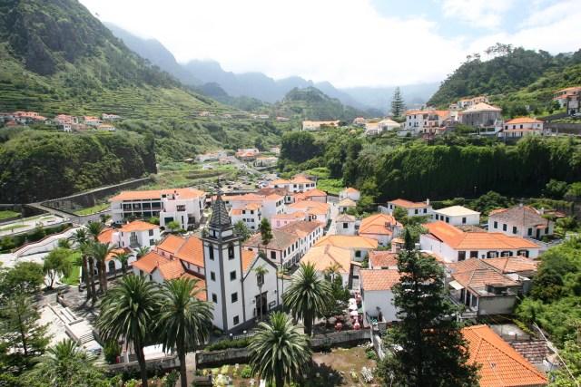 Западното крайбрежие на остров Мадейра