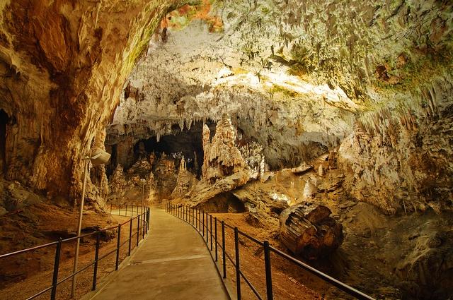 """Пещерата """"Постойна"""""""