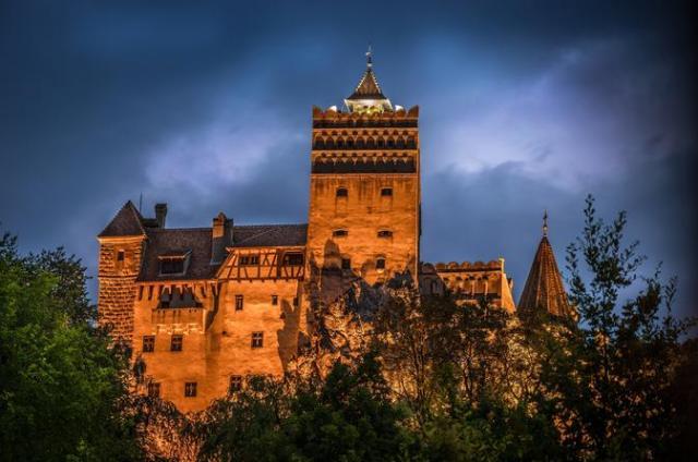Замъкът на Дракула