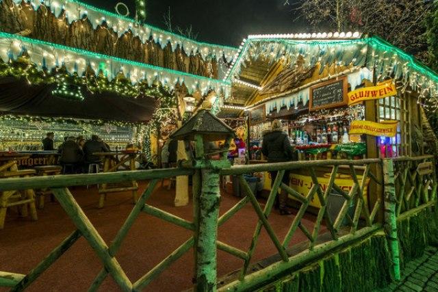 Коледният базар в Хаселт