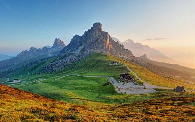 Най-красивите пейзажи в Европа