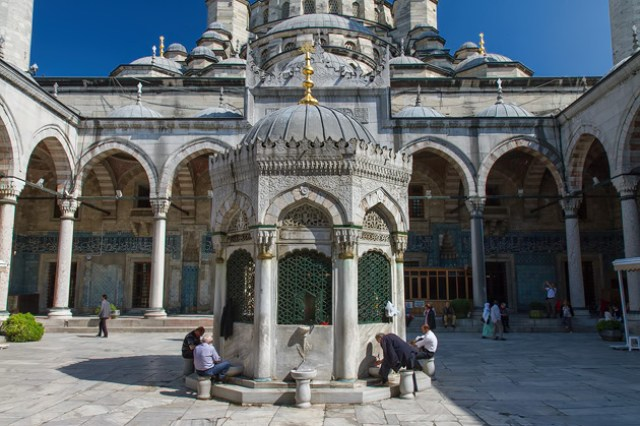 Новата джамия