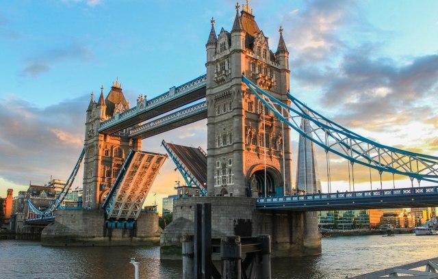 Най-красивите мостове в Европа