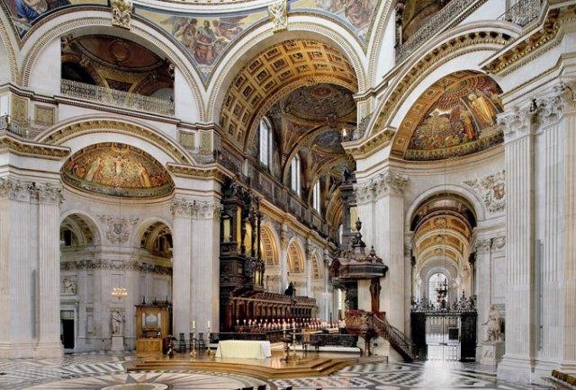 Катедралата Сейнт Пол