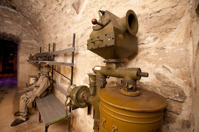 Подземните тунели