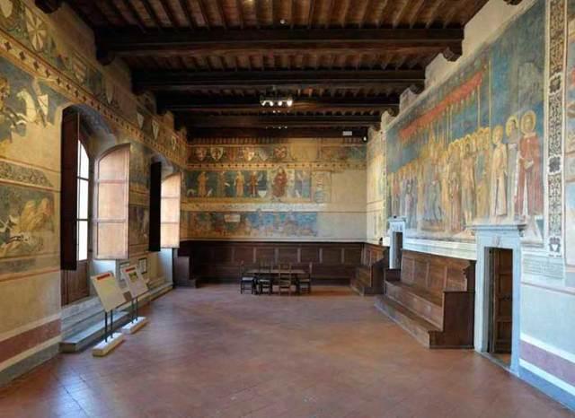 Градският музей на Сан Джиминяно и Торе Гроса