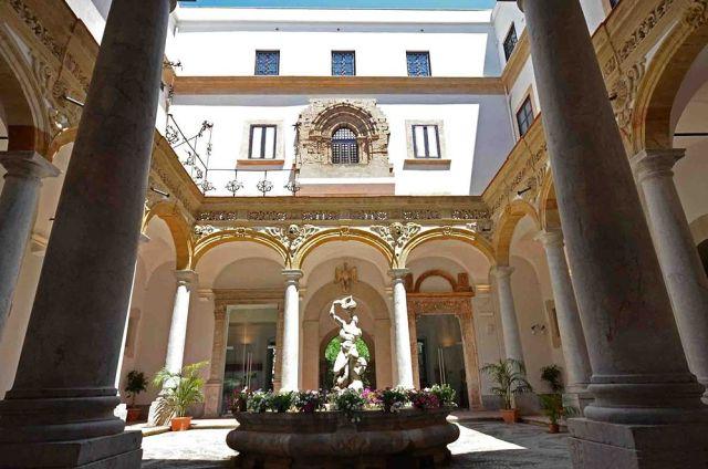 Археологически музей на Палермо